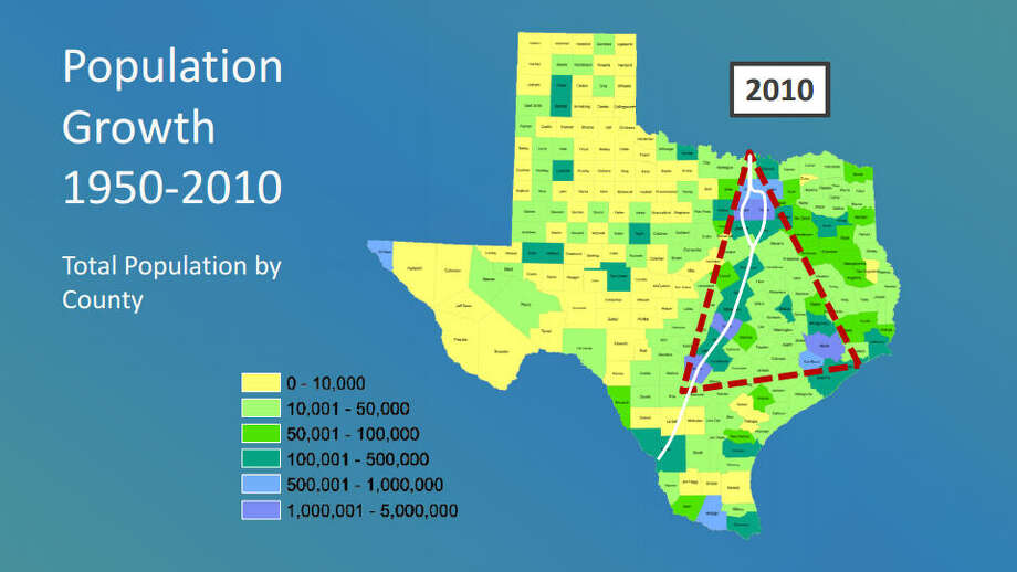 Image Credit: Texas Demographic Center / Office of the State Demographer