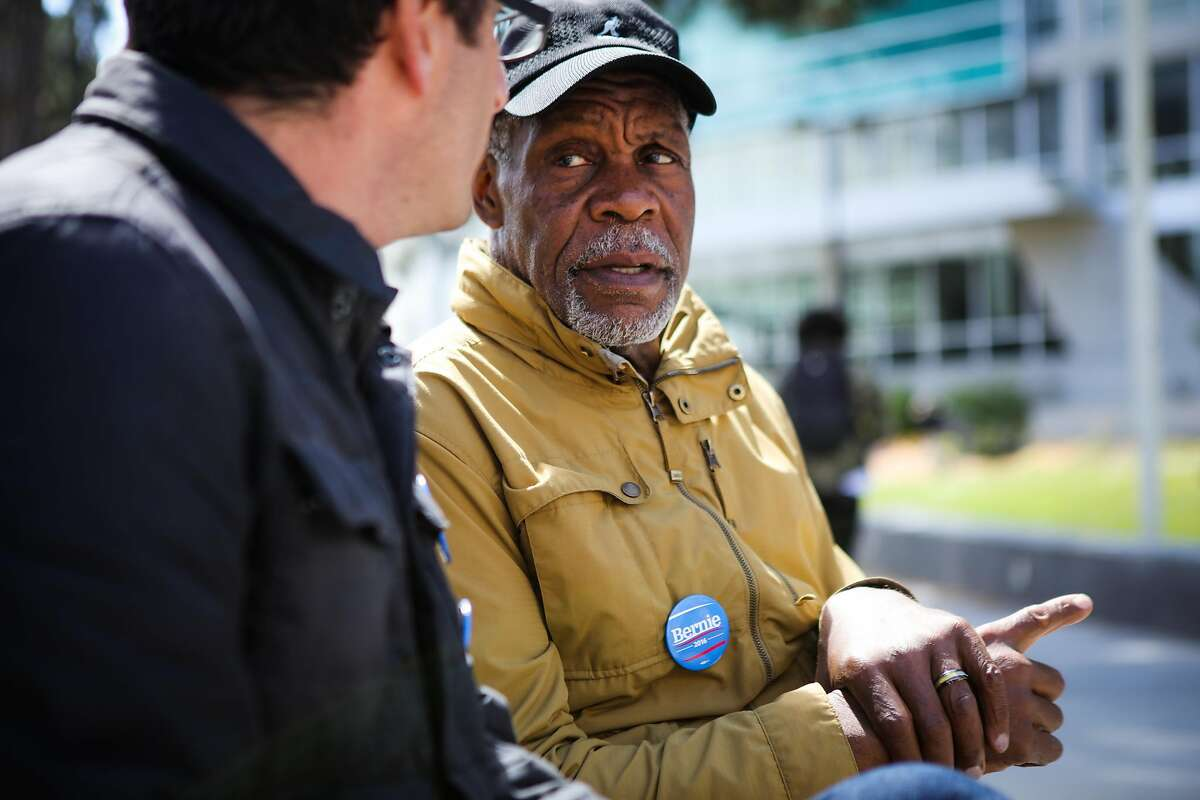 Danny Glover Actor and activist Danny Glover was born in San Francisco and attended San Francisco State University, where he was in the Black Student Union and participated in the 1968 student-led strike on that campus that led to the creation of the nation's first Black Studies program at a university. He also trained at the American Conservatory Theatre in its Black Actor's Workshop. After that, he went on to a nearly 40-year acting career on the screen, including starring in the blockbuster film franchise