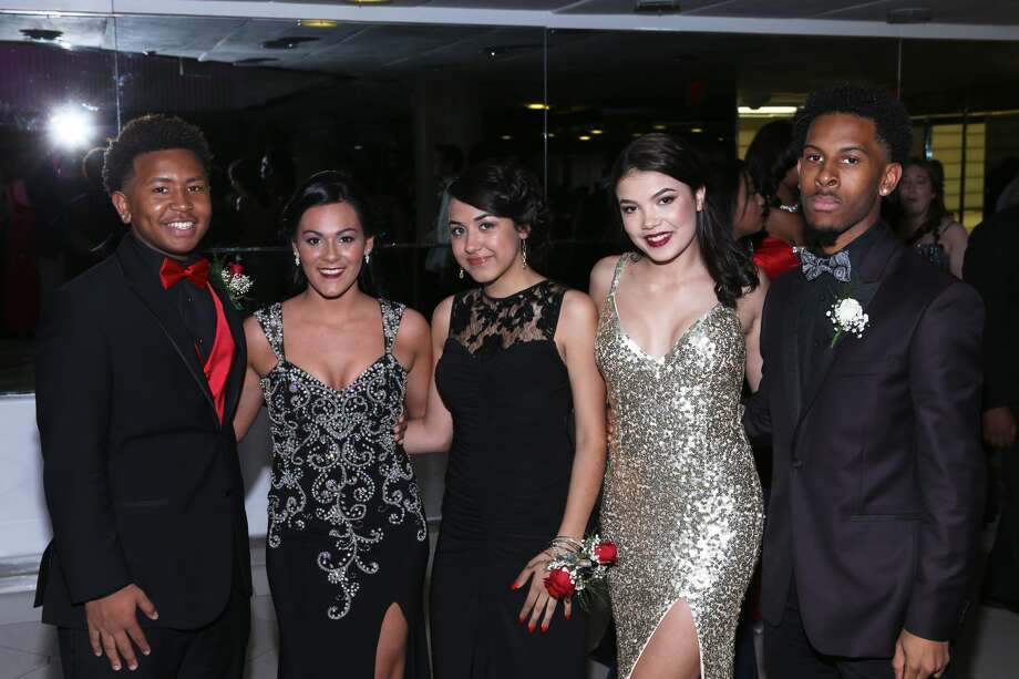 Shelton High School seniors celebrated their senior prom night at the  Matrix Conference Center in Danbury on May 14, 2016. Were you SEEN?View more photos Photo: Aidan Woloszyn
