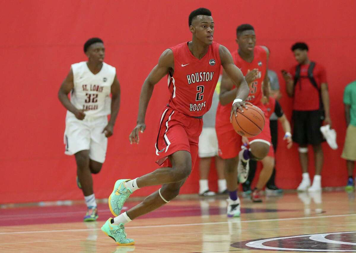 HOUSTON'S TOP HIGH SCHOOL BASKETBALL RECRUITS CLASS OF 2017 Jarred Vanderbilt Victory Prep 6-8, small forward Signed with Kentucky
