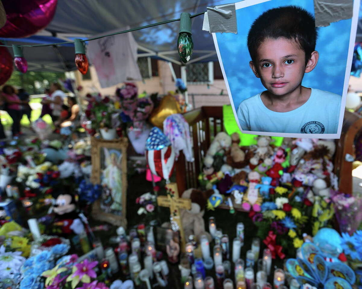 A photo of Josue Flores, 11, who was stabbed while walking home from school on Friday, May 20, 2016, in Houston.
