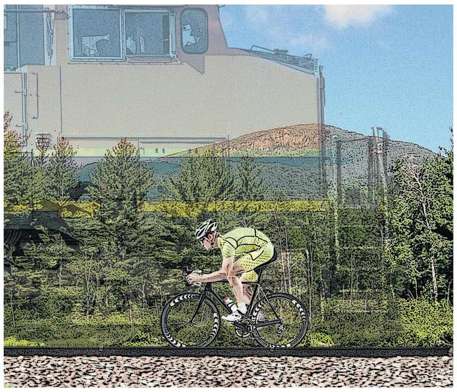 Rex Smith Love A Train But Embrace Your Bike Times Union