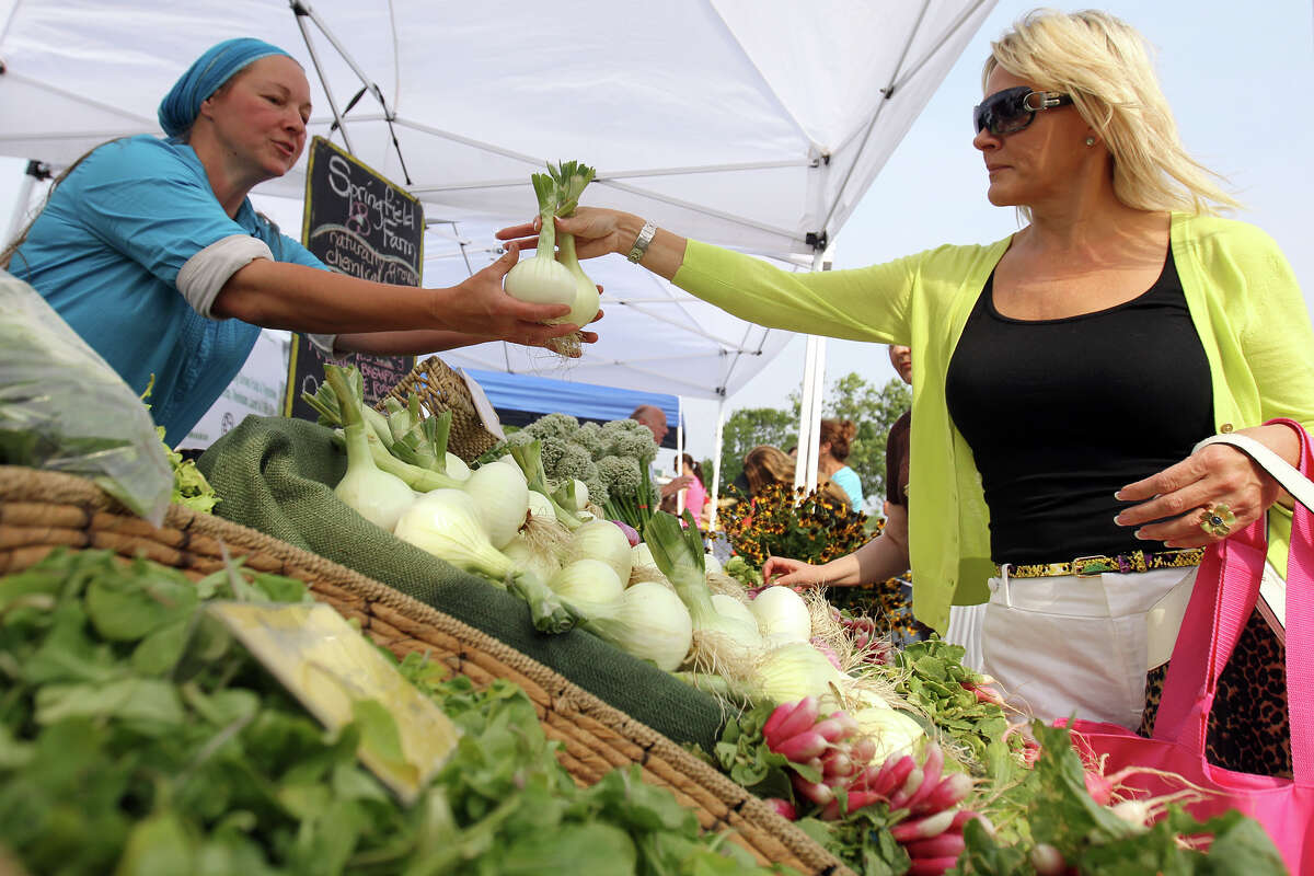 A new regulation passed in October added a new fee to vendors cooking or warming up food at San Antonio's farmers markets.