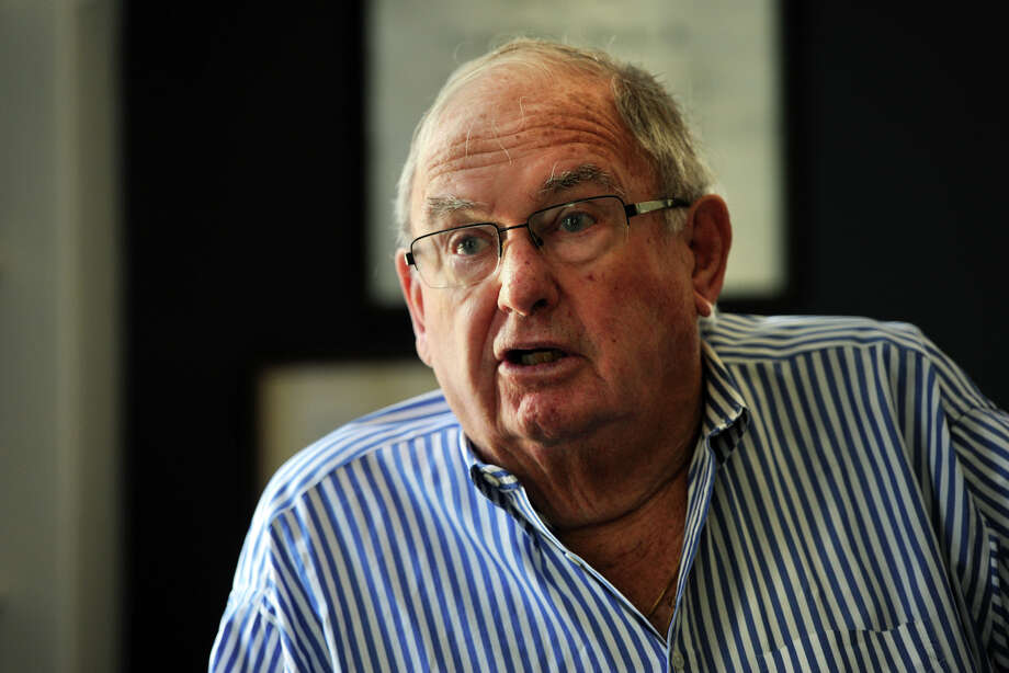 Lowell P. Weicker Jr. speaks during an interview at his home in Old Lyme, Conn., Aug. 5, 2014. Weicker served as governor of Connecticut (1991-1995), was a U.S. senator (1971-1989), and a U.S. representative (1969-1971). He was also first selectman for the town of Greenwich, his former hometown. Photo: Ned Gerard / Ned Gerard / Connecticut Post