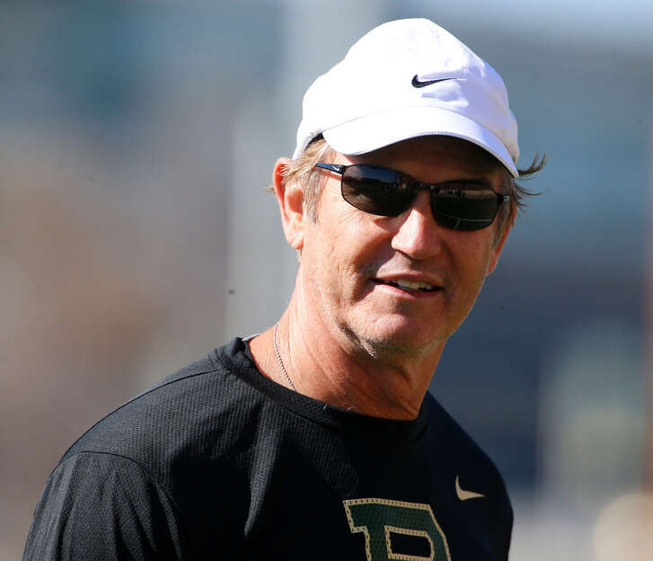 Baylor football coach Art Briles