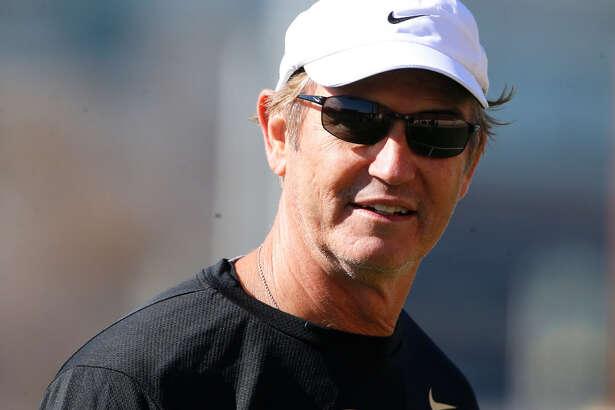 Baylor football coach Art Briles