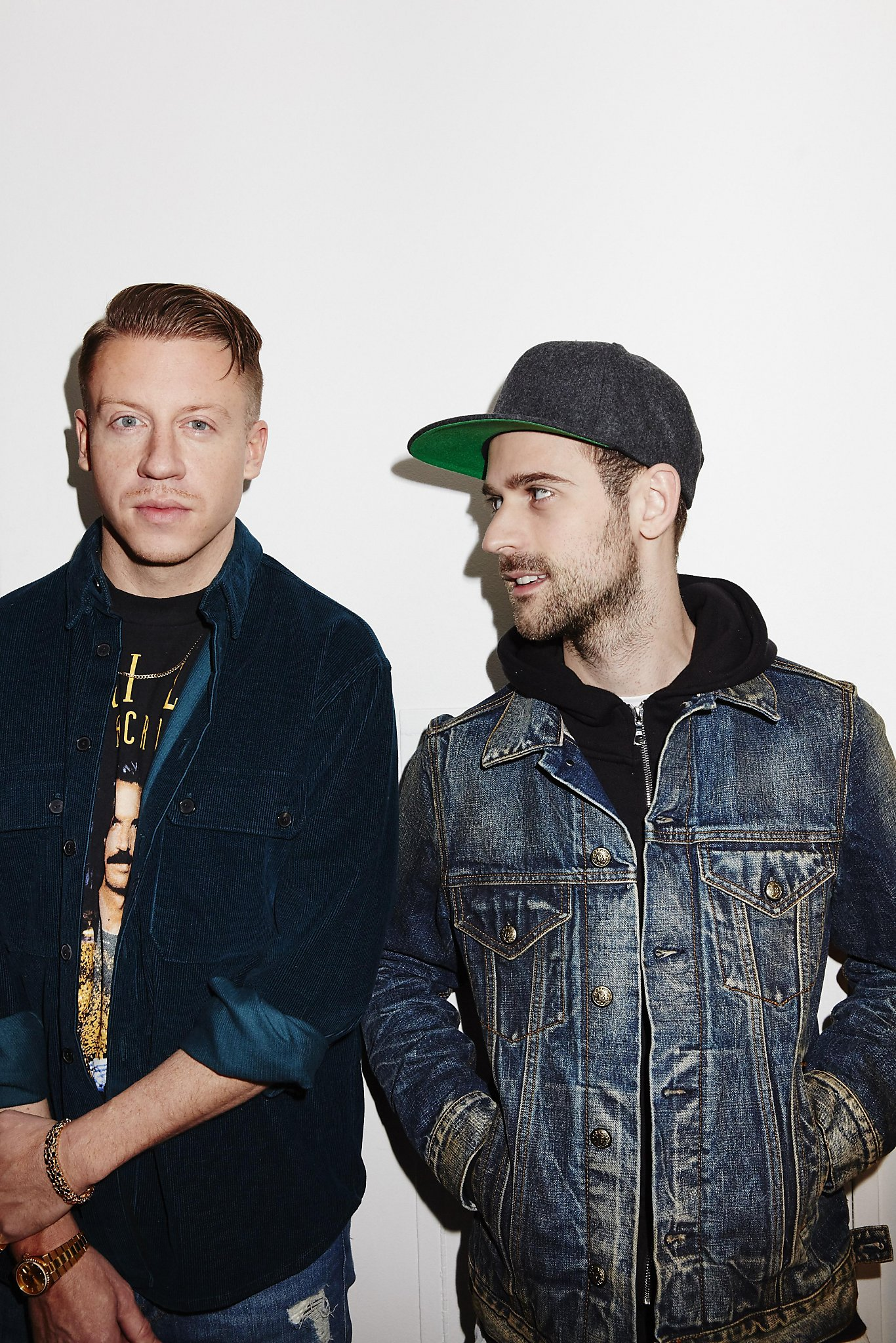 macklemore & ryan lewis take their 'unruly mess' to s.f. - sfgate