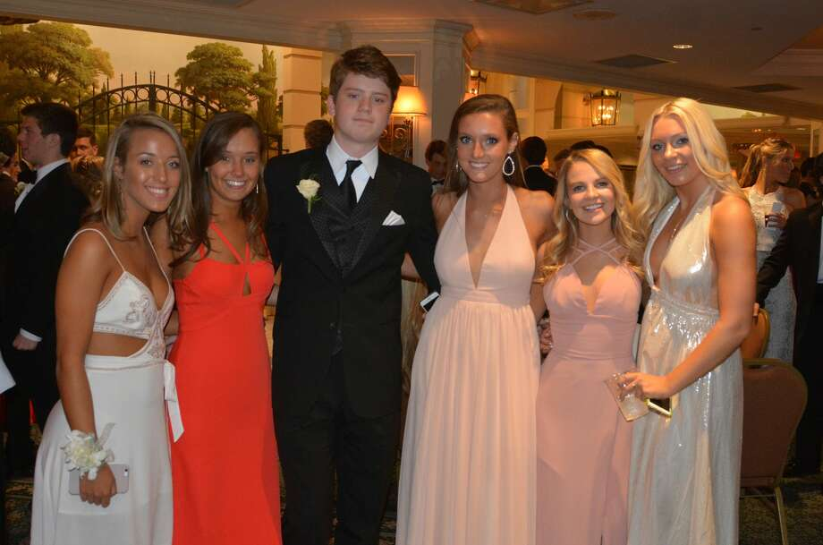 New Canaan High School seniors celebrated their senior prom night at the Stamford Marriott on May 20, 2016. The class graduates on June 15. Were you SEEN at prom? Photo: Vic Eng / Hearst Connecticut Media Group