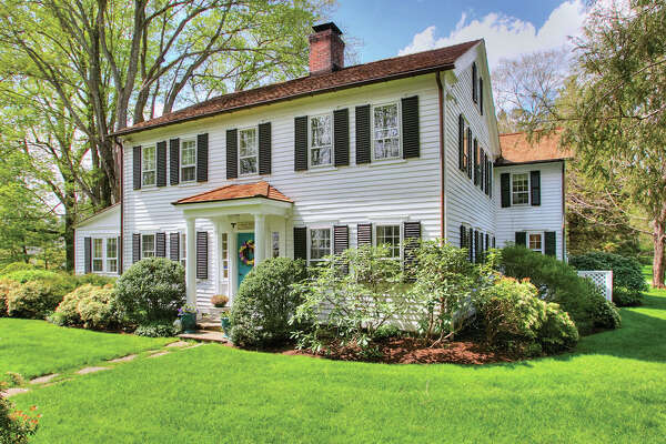 The property at 43 Red Coat Road is on the market for $2,890,000..