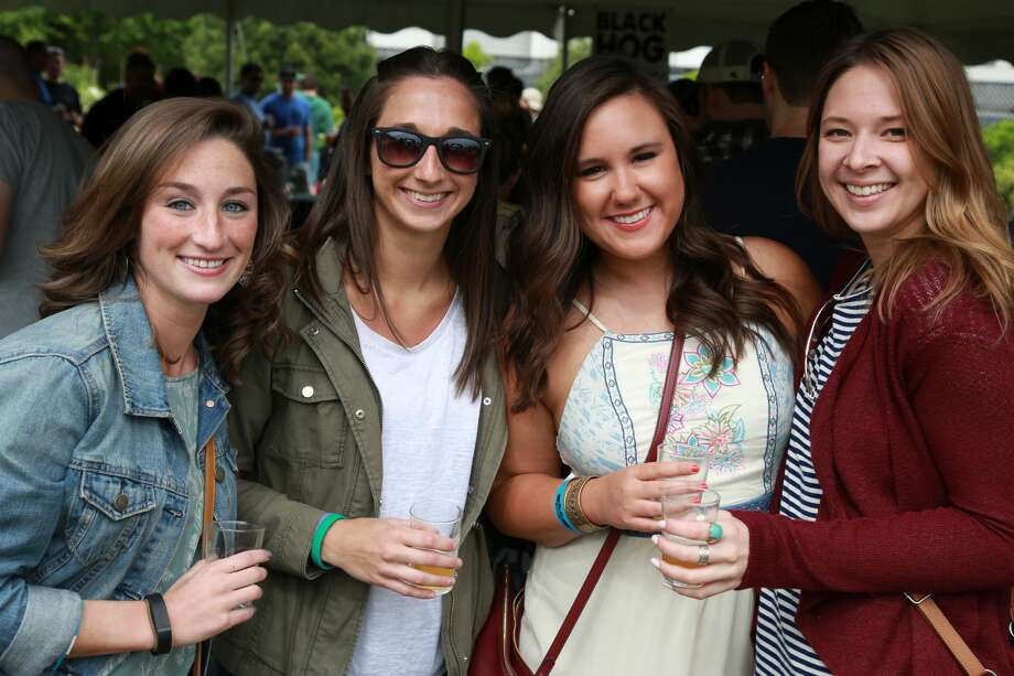 Two  Roads Brewing Company in Stratford held its first Gathering at the  Bines festival on May 21, 2016. Guests enjoyed food trucks, craft  vendors, live music and, of course, lots of beer from more than 25 area  breweries. Were you SEEN? Photo: Derek T. Sterling