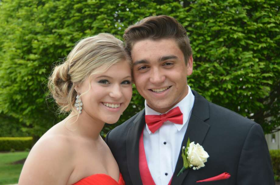 New Milford High School seniors celebrated their senior prom night at the Waterview in Monroe on May 21, 2016. Were you SEEN? Photo: Vic Eng