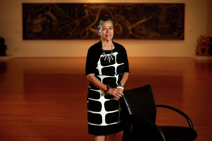 Alvia Wardlaw is a recognized expert on African-American art and serves as the curator and director of the University Museum on the Texas Southern University campus.