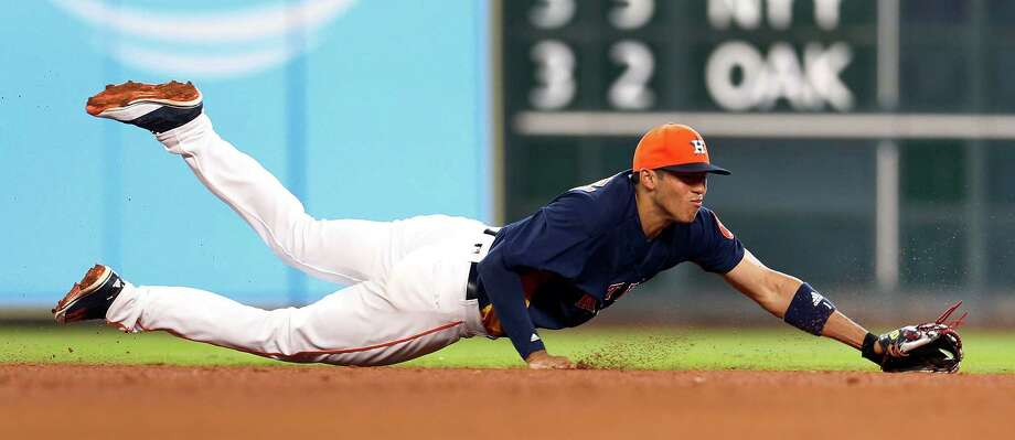 24. Houston Astros (17-28)Week 6 ranking: No. 24The (L)Astros have lost four in a row and began Monday 10 games behind the Mariners for first place in the AL West. Photo: Karen Warren, Houston Chronicle / © 2016 Houston Chronicle