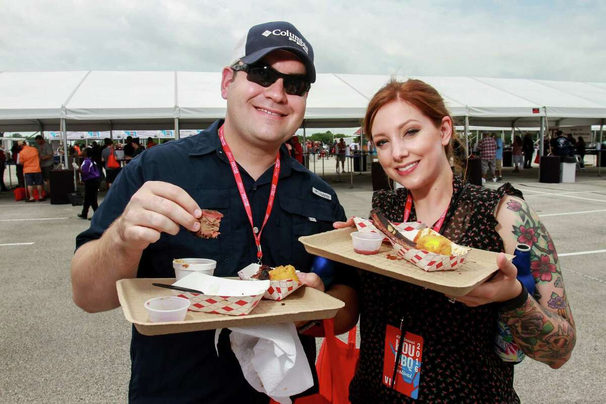 Scenes from the 2016 Houston Barbecue Festival held at NRG Park. The 2017 festival date has been set for April 9.