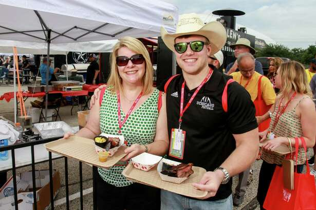 The Houston Barbecue Festival. (For the Chronicle/Gary Fountain, May 22, 2016)
