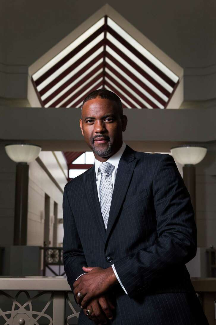 Austin Lane, who has been named Texas Southern University's next president, has wanted to be a part of the TSU community for three decades.