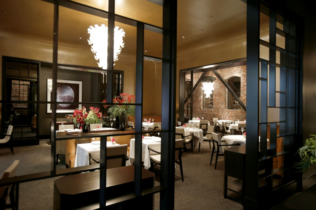 San Francisco Restaurant Quince Is Serving Food On Ipads San Francisco Chronicle