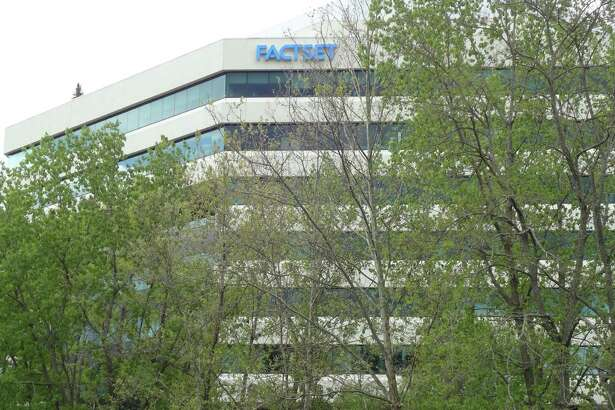 FactSet Research Systems headquarters in Norwalk, Conn.