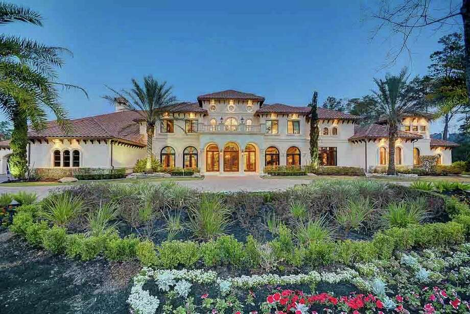 Mansions For Sale In Houston S Suburbs Houston Chronicle