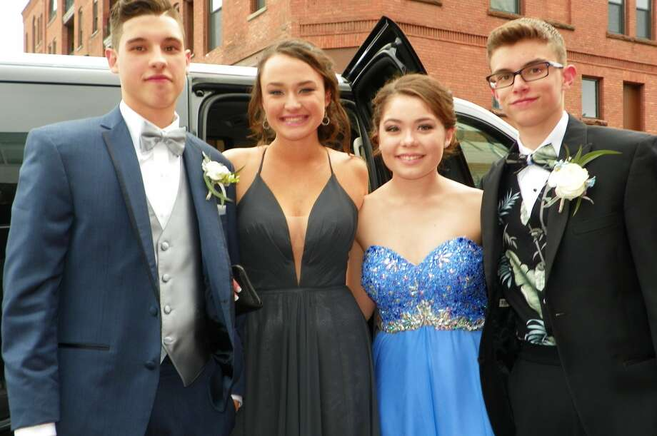 Were you Seen at the Saratoga Springs High School Senior Prom held at the City Center in Saratoga Springs on Saturday, May 21, 2016? Photo: Lynda Hodgson Redman