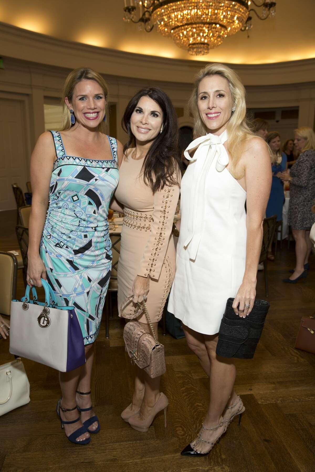 Amy Lee, Alissa Maples and Christie Sullivan
