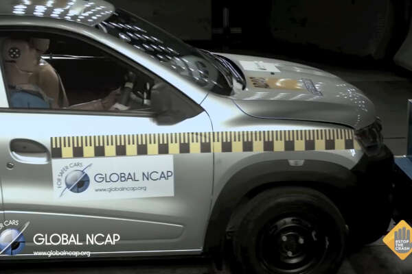 The Kwid, a crossover produced by French automaker Renault, recently scored zero stars in an Indian crash test conducted by Global NCAP, a non-profit organization that promotes public safety and health.