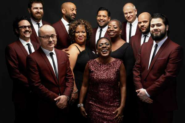 Sharon Jones & the Dap-Kings perform Friday, May 27, at College Street Music Hall in New Haven.