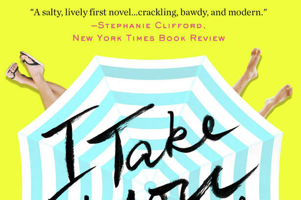 """Eliza Kennedy will sign copies of her debut novel, """"I Take You,"""" at the Wilton Library on Thursday, May 26."""