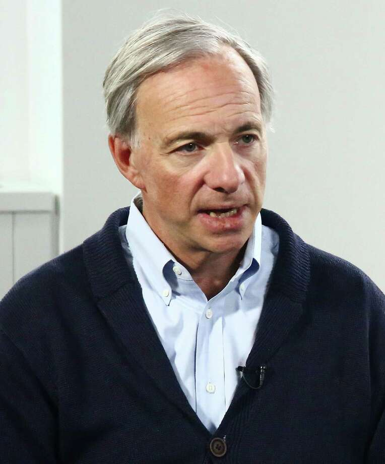 Ray Dalio, founder of the Westport-based Bridgewater Associates LP, which is scheduled for a $22 million grant on Friday before the State Bond Commission. Photo: Astrid Stawiarz / Getty Images For LinkedIn / 2016 Getty Images