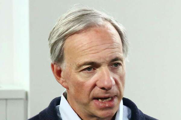 Ray Dalio, founder of the Westport-based Bridgewater Associates LP, which is scheduled for a $22 million grant on Friday before the State Bond Commission.