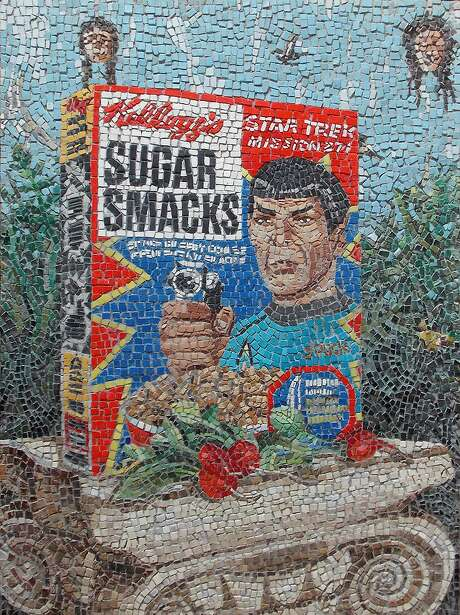 """Sugar Smacks."" Photo: Courtesy Artist Jim Bachor"