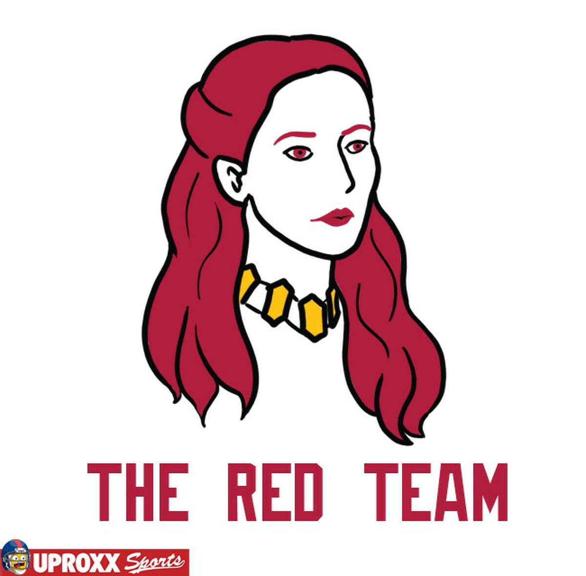 Arizona Cardinals - Melisandre The Cardinals are a team named after a bird, which is named after the color that bird is, which is red. Melisandre is the red woman. Also, she's capable of raising the dead, and so can the Arizona Cardinals (see: Carson Palmer and Kurt Warner's careers).
