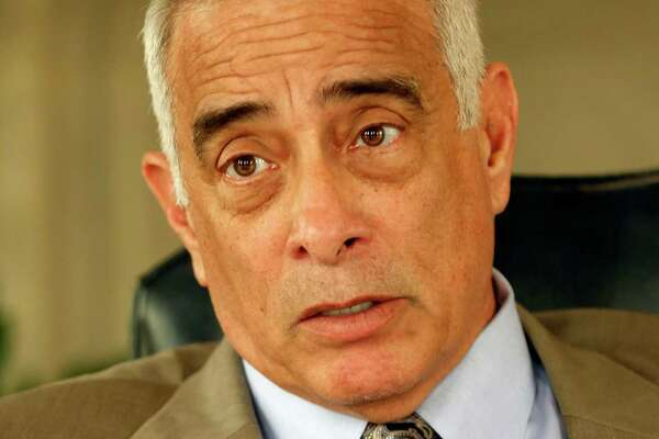 Sylvester Perez in 2014. He retired last year as superintendent of the San Antonio Independent School District.