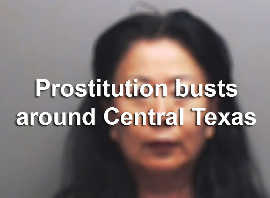 From San Antonio to Austin to Waco, hundreds of men and women have been busted during prostitution stings and raids, leading to the arrests of soldiers and officials.Here is a roundup of prostitution busts around Central Texas Photo: Prostitution Busts