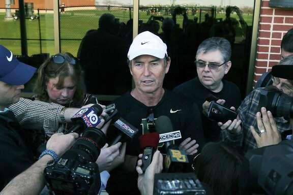 Baylor head football coach Art Briles (Rod Aydelotte / Waco Tribune Herald )