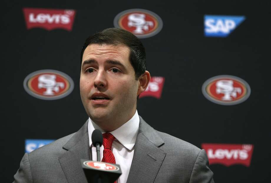 San Francisco 49ers CEO Jed York Photo: Paul Chinn, The Chronicle