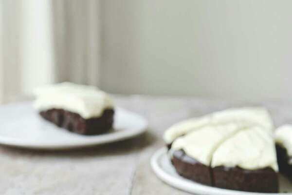 """Guinness Dates Chocolate Cake is featured in """"Big Flavors From a Small Kitchen."""""""