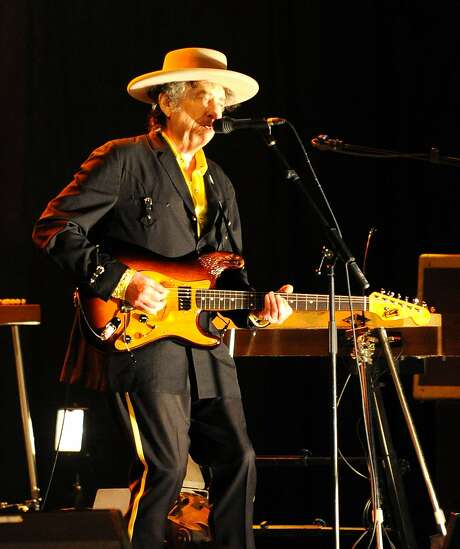 Bob Dylan performing in 2011. Photo: LIU JIN, AFP/Getty Images