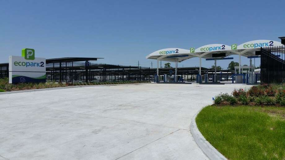 Travelers headed to Bush Intercontinental Airport can get half off parking at the new ecopark2 location at 5021 Will Clayton Blvd between May 23 and May 31. The coupon requires a two-day minimum. Photo provided by Houston Airport System.