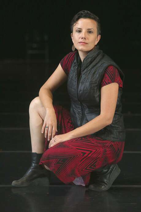 Sarah Shourd has a new stage play which debuts on July 8th. Photo: Liz Hafalia, The Chronicle