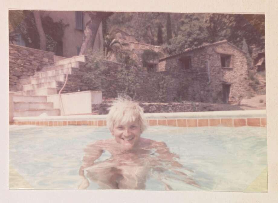 "An image of David Hockney from the movie ""Hockney."" Photo: Richard Schmidt, TNS"