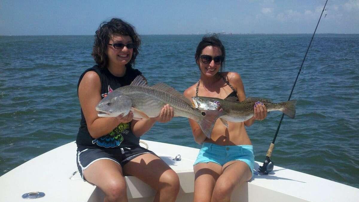 Galveston Fishing Charter Boats Yelp rating: 5 out of 5 Source: Yelp / Jacki N.