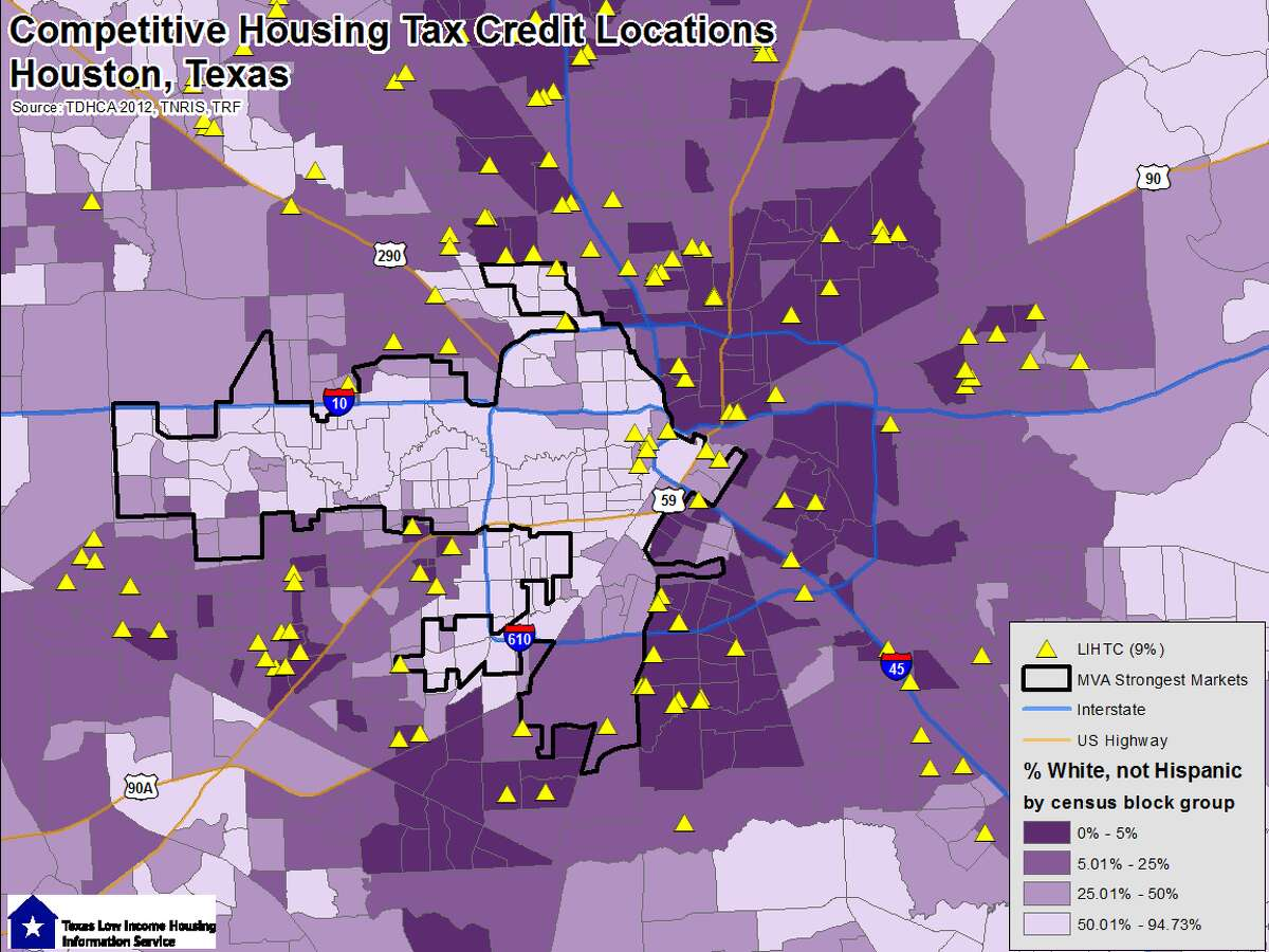 Texas low-income housing.