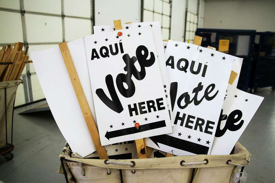 The early voting period begins Monday, Oct. 22 and runs through Nov. 2. Here's where to cast a ballot during that period.