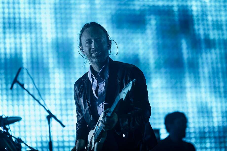 The music of Thom Yorke and Radiohead inspired the collective. Photo: CHAD BATKA, NYT