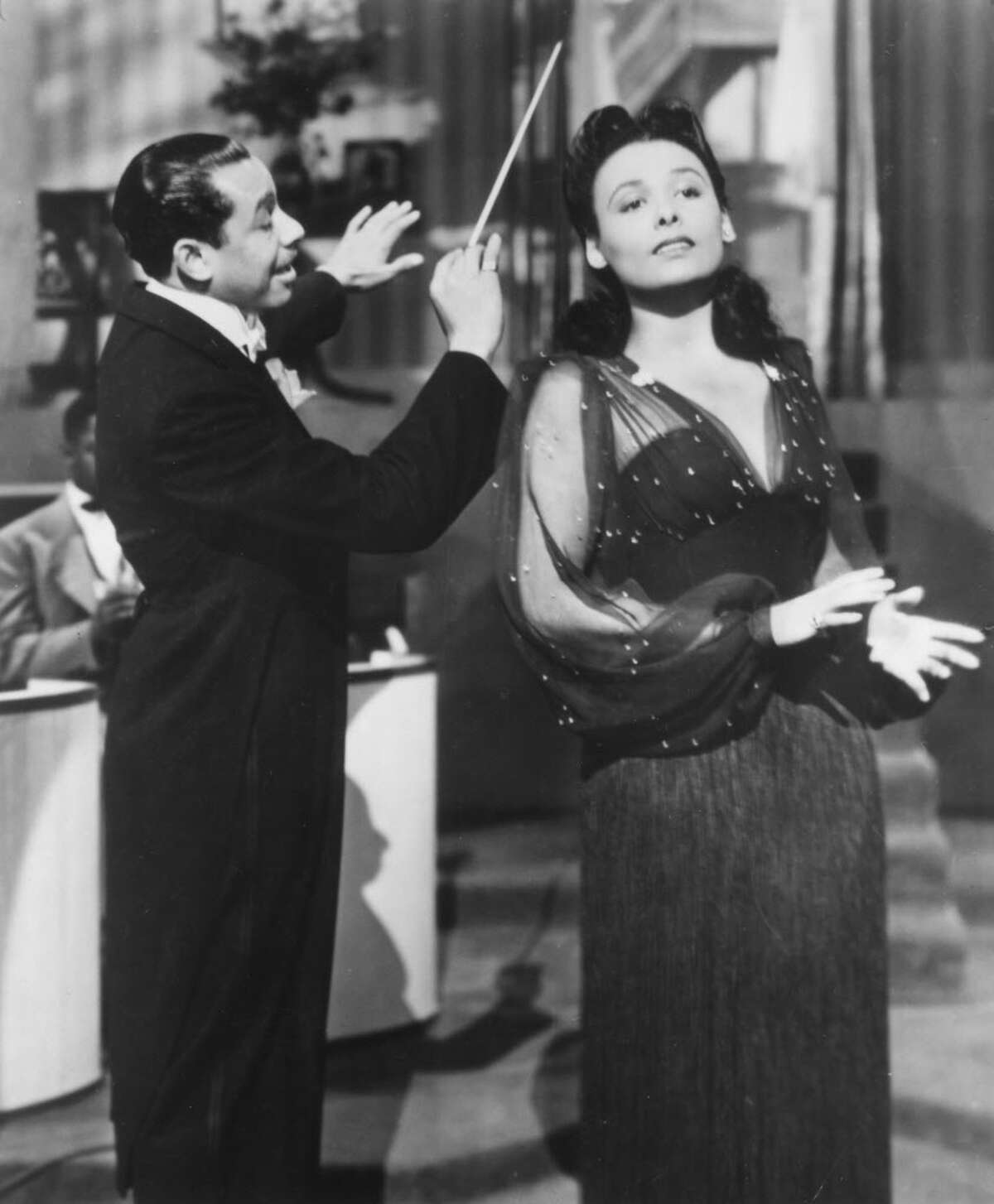 """The Nicholas Brothers The brothers' most famous movie was 1943's """"Stormy Weather"""" with Lena Horne."""