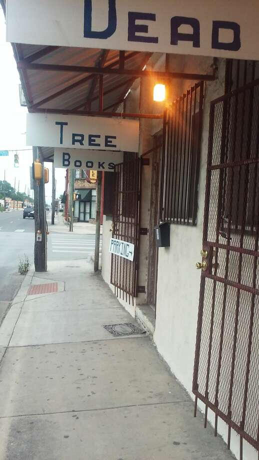 Dead Tree Books, the only bookstore on San Antonio's South Side, opened April 1 at 5645 S. Flores St., at the intersection of S. Flores Street and E. Southcross Boulevard. Photo: Courtesy Photo/Kenny Johnson, Dead Tree Books