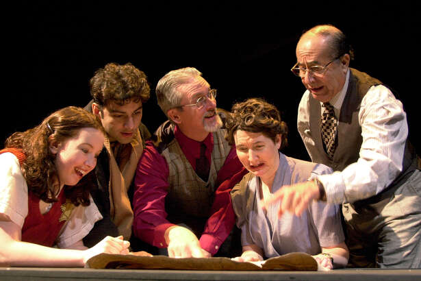"""The Sheldon Vexler Theatre will be reprising """"The Diary of Anne Frank,"""" which it first staged in 2003, during its 2016-'17 season."""