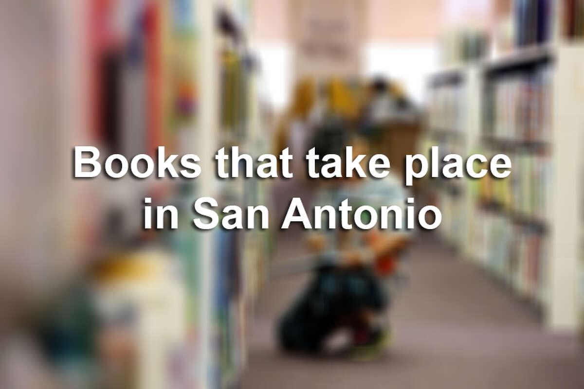 Books that take place in San Antonio