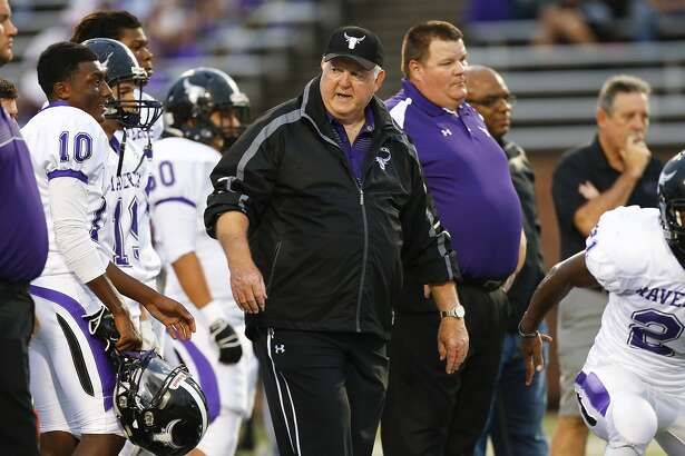 Morton Ranch head football coach Dave Meadows oversaw a near-complete overhaul of his team's personnel during spring drills this month.
